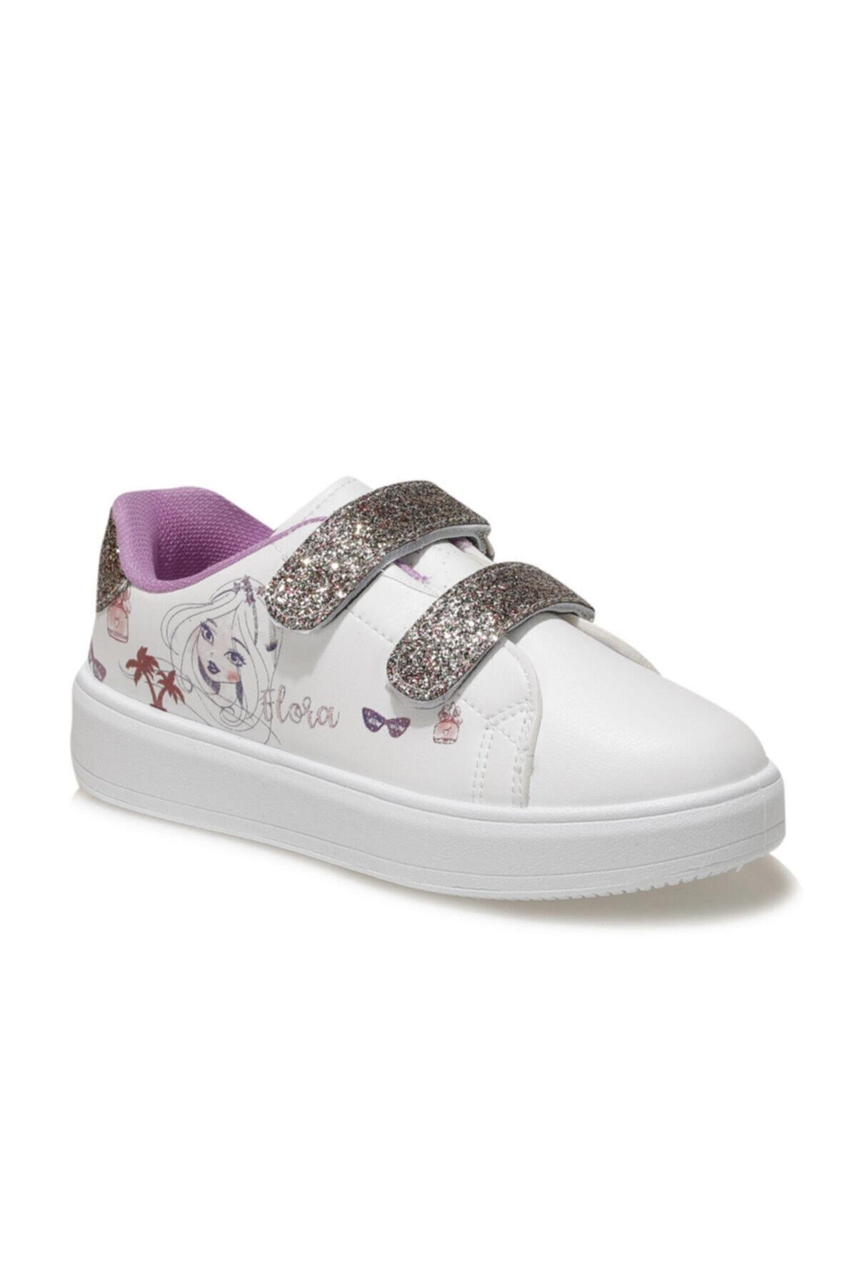 UPIS.F1FX Beyaz Kız Çocuk Sneaker 100938644