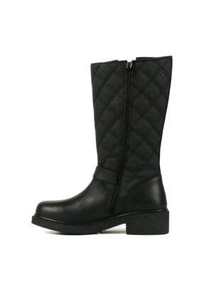 Hammer Jack Kadın Siyah Çizme 102 15980-z 3