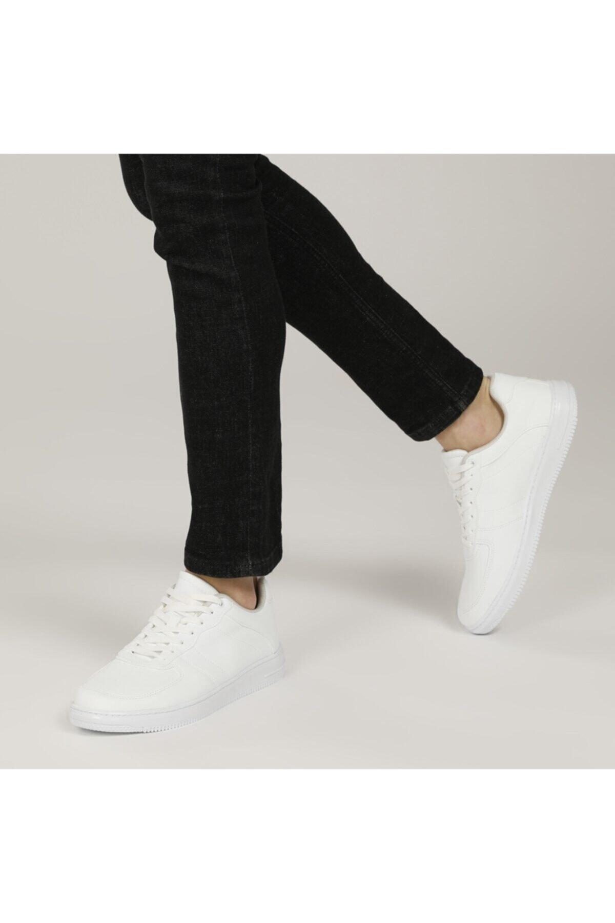 Chase 1fx Beyaz Erkek Sneaker