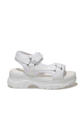 Butigo 20s-4921fx Beyaz Kadın Spor Sandalet 0