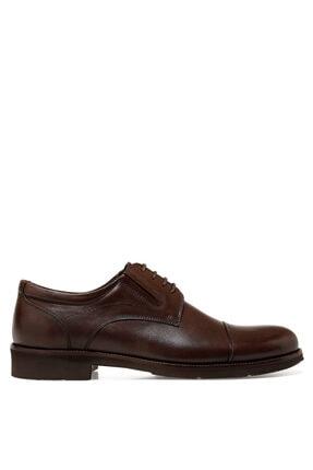 İnci MANY Kahverengi Erkek Klasik Ayakkabı 101030197 0