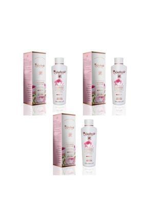 Rosense 3 Adet Gülbirlik Gül Suyu %100 Doğal 250 Ml. 0