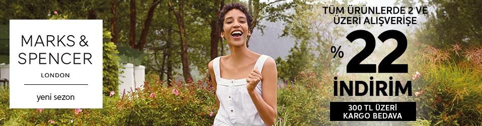 Marks & Spencer - Kadın & Erkek & Çocuk & Ev Tekstil