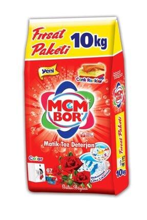 MCMBOR MATİK Toz Çamaşır Deterjanı 10kg 0