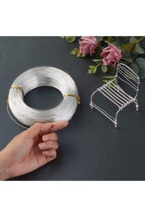 Dünya Magnet Alüminyum Tel 100 m 0,6 mm 1