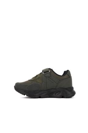 Slazenger Kıd Sneaker Çocuk Ayakkabı Haki Sa20lf030 3