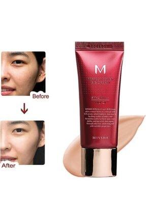 Missha Yoğun Kapatıcılık Sunan BB Krem M Perfect Cover BB Cream No: 21 ( 20 ML ) 8806333395361 0