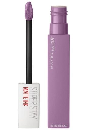 Maybelline Likit Mat Ruj - SuperStay Matte Ink Liquid Lipstick 100 Philosopher 3600531469450 2