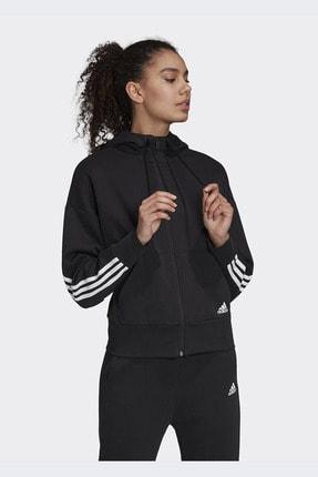 adidas Kadın Günlük Giyim Eşofman Üstü W 3s Dk Fz S Hd Fr5113 0