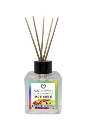 aşk-ı sermest Hugoo Boss Çiçek Aromalı Bambu Çubuklu Küp Şişe, 200 ml 5'li Paket Oda Kokusu Parfüm 0