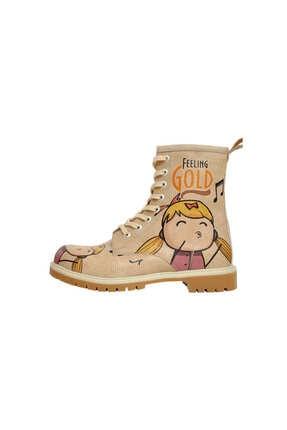 Dogo Feeling Gold Kadın Uzun Bot 2