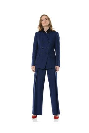 BİRELİN Kadın Mavi Nazorin Ceket 0