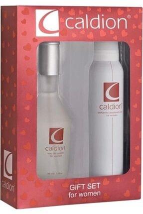 Caldion Orıjınal For Women Üçlü Set Edt 100 Ml Kadın Parfüm + 150 Ml Deodorant+rollon 2
