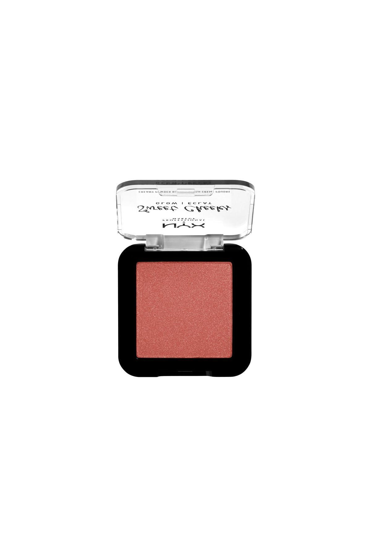 NYX Professional Makeup Işıltı Veren Allık - Sweet Cheeks Creamy Powder Blush Glow - Summer Breeze 800897192372 0