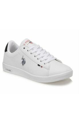 Polo U.s. Assn. Franco Dhm Beyaz Unisex Sneaker Ayakkabı 0
