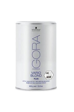 Igora Igora Vario Blond Beyaz Toz Saç Açıcı 450 gr. 0