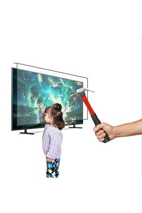 Nunamax Nano 2 mm Lg 55um7100plb Kırılmaz Tv Ekran Koruyucu 3