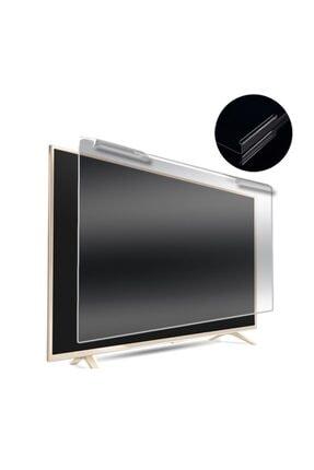 Nunamax Nano 2 mm Lg 55um7100plb Kırılmaz Tv Ekran Koruyucu 4