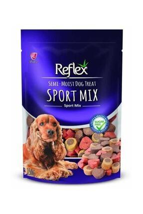 Reflex Plus Yarı Yumuşak Ödül Maması Sport Mix 150 gr 0