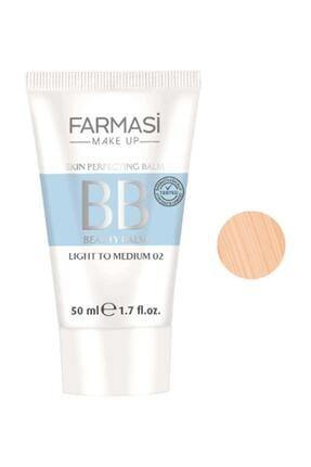Farmasi Bb Krem - All In One Açıktan Ortaya 02 50 ml 8690131764005 0