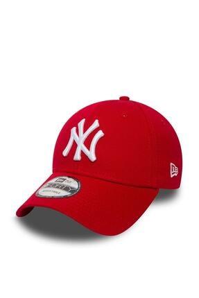 NEW ERA - 940 Leag Basic Neyyan Kırmızı Şapka 0