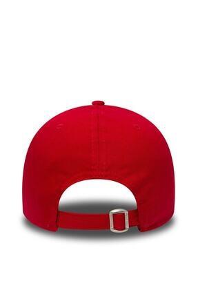 NEW ERA - 940 Leag Basic Neyyan Kırmızı Şapka 2