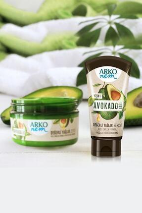 Arko Nem Nem Değerli Yağlar Avokado Yağı El Ve Vücut Kremi 250  ml& 60 ml 3