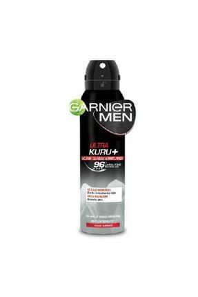 Garnier Men Ultra Kuru+ Deodorant 150ml 0
