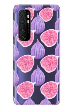 Cekuonline Xiaomi Mi Note 10 Lite Tıpalı Kamera Korumalı Silikon Kılıf 0