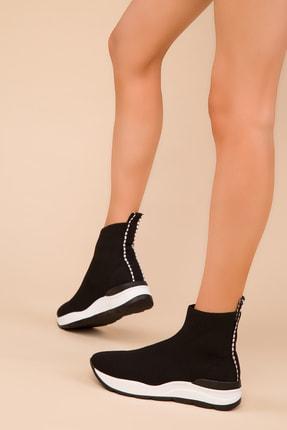 Soho Exclusive Siyah Kadın Sneaker 15334 1