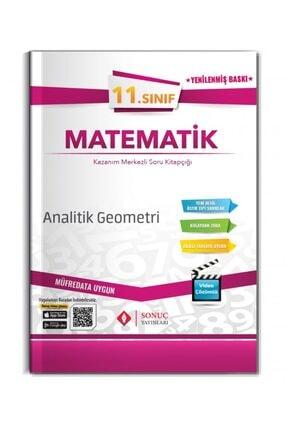 Sonuç Yayınları 11.sınıf Analitik Geometri 2020-2021 0