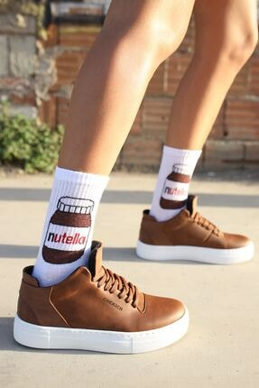 Chekich Ch004 Bt Kadın Ayakkabı Taba 1