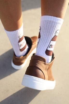 Chekich Ch004 Bt Kadın Ayakkabı Taba 2