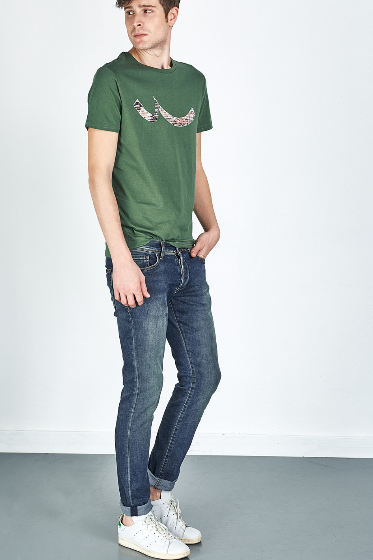 Erkek Enrıco Super Slim Fit Jean Pantolon-0100950555133004758