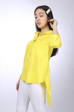 Favori Kadın Sari Gömlek 94038 1