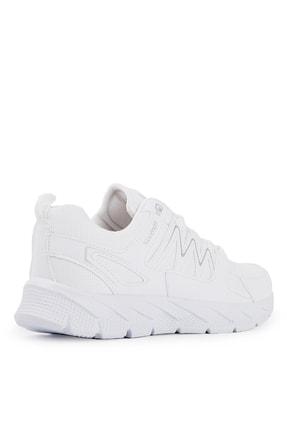 Slazenger Kronos Koşu & Yürüyüş Kadın Ayakkabı Beyaz 2