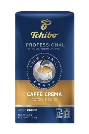 Tchibo Profesional Cafe Crema Çekirdek 1 kg 0