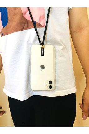 Lucatelli Iphone 6/6s Boyuna Askılı Ön Arka 360 Şeffaf Kılıf+kitap 1