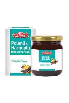 Arı damlası Polenli Harnuplu Karışım 230 g 0