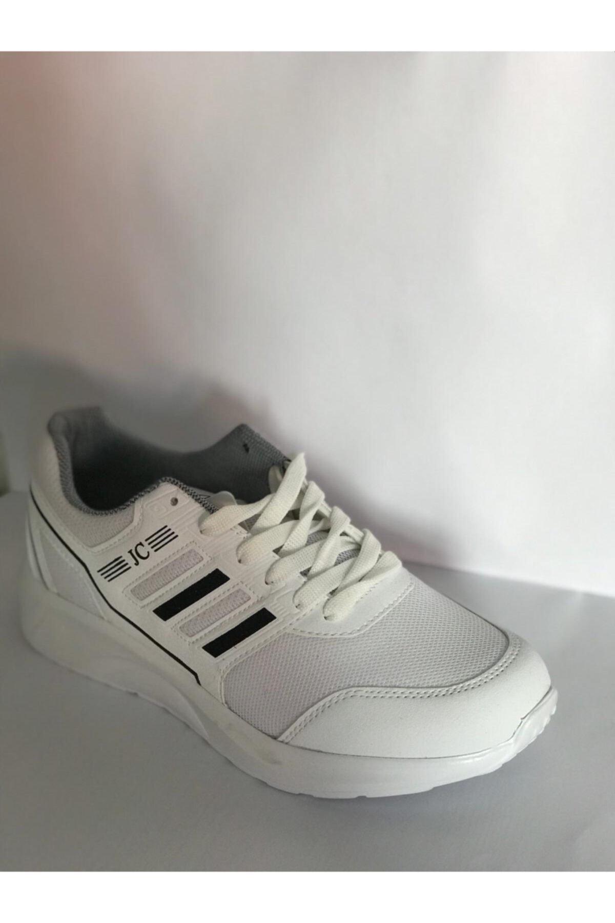 osmanlı ayakkabı Kadın Beyaz Spor Ayakkabı