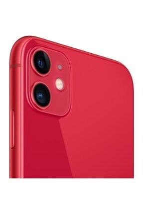 Apple iPhone 11 64GB (PRODUCT)RED Cep Telefonu (Apple Türkiye Garantili) Aksesuarlı Kutu 2