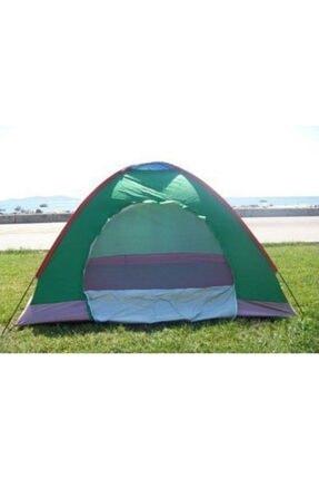 Onetick 3 Kişilik Kamp Çadırı 200*150*110cm Kolay Kurulumlu 3 Kişilik Çadır 1
