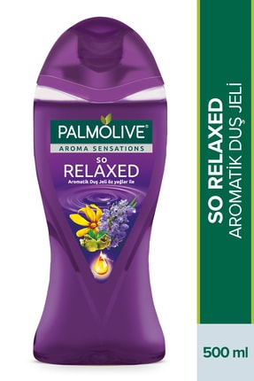Palmolive Relaxed Lavanta Duş Jeli 500 ml 0