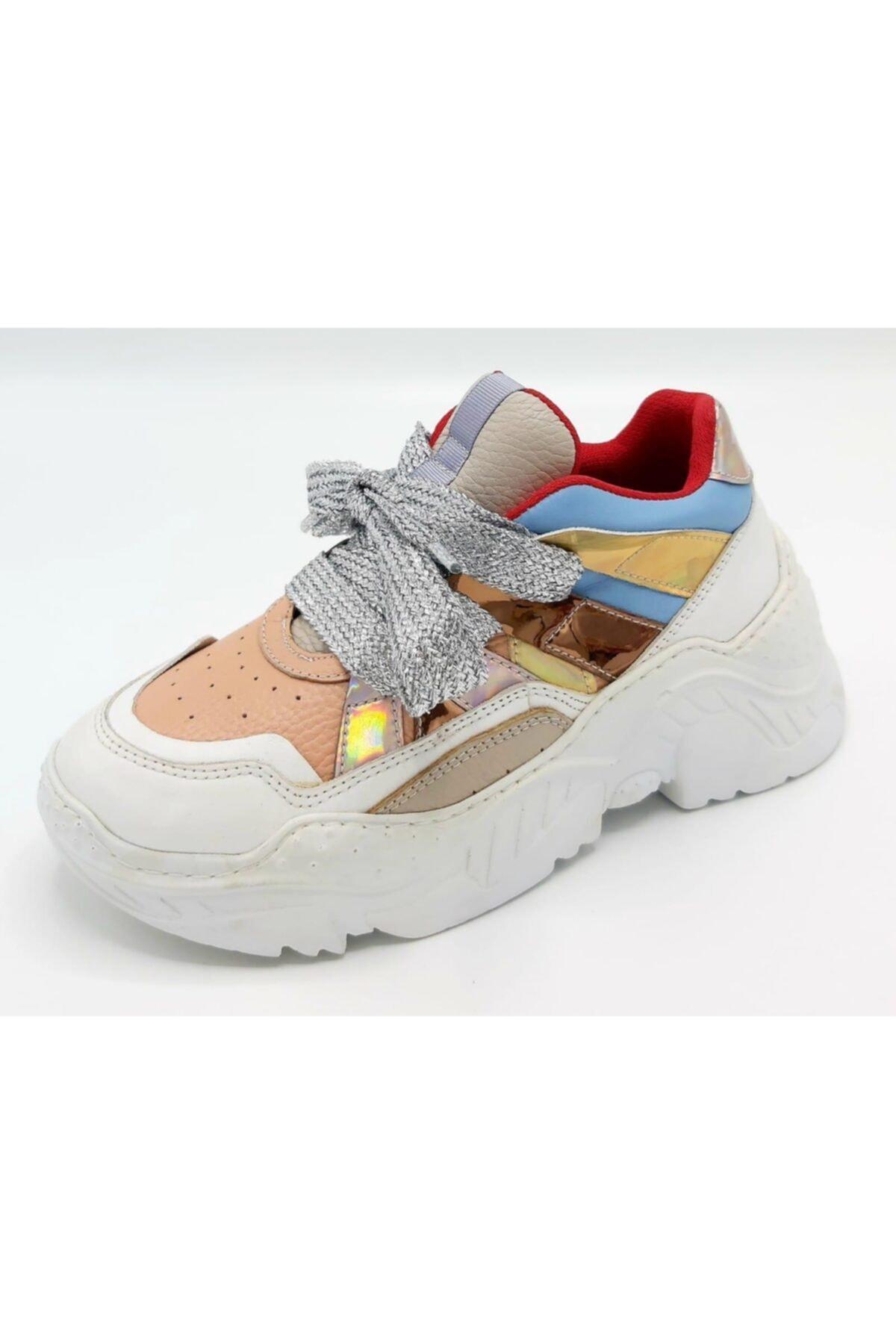Cassido Kadın Kalın Taban Sneaker