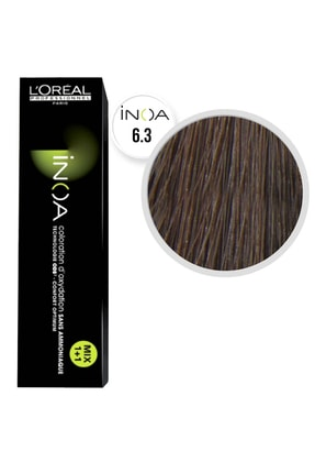 İNOA Saç Boyası 6,3 Açık Kestane Dore 3474630660656 0