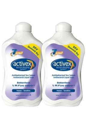 Activex Antibakteriyel Sıvı Sabun Hassas 1 5 l 1