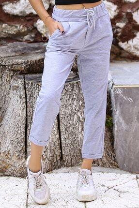 Geyik Giyim Pantolon Eşofman Altı Gri - 3022.275. 2
