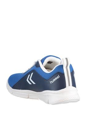 HUMMEL Unisex Mavi Spor Ayakkabı - Hml Ismir - 212151 2