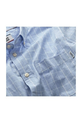 Tommy Hilfiger TJM WINDOWPANE SHIRT 2
