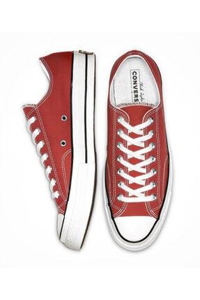 Converse Unisex Kırmızı Sneaker Ayakkabı 2